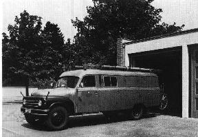 1962 - 1975 Hanomag LF8 - TS