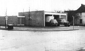 Gerätehaus 1962