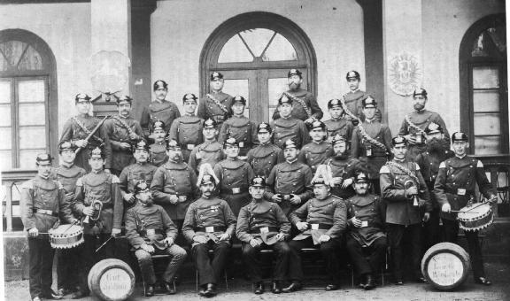Die Mitglieder 1891