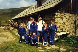JF in Österreich